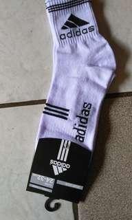 Kaos kaki ADIDAS Pendek (diatas mata kaki)