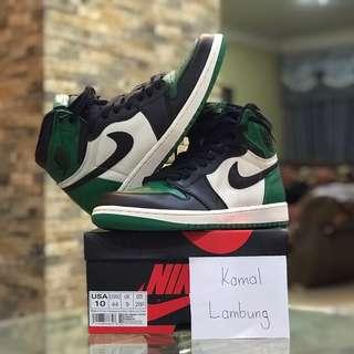 "bbe2c792d21b Nike Air Jordan 1 ""Pine Green"""