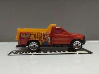 Matchbox Ford Dump Utility Truck