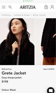 Aritzia Grete jacket