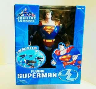 全新盒裝:Justice League Flying Superman (收藏品)