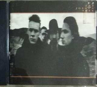 arthcd U2 Joshua Tree CD (With Or Without You, I Still Haven't Found What You're Looking For, Where The Streets Have No Name etc)