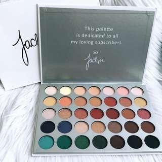 (Nego) Morphe x Jacklyn Hill Eyeshadow Palettes