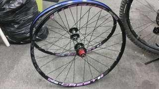 mtb wheelset X-race 27.5