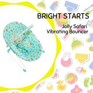 Bright Starts bouncer baby (sewa)