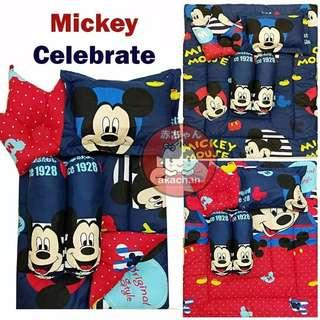 Baby Bedding Set Mickey Celebrate