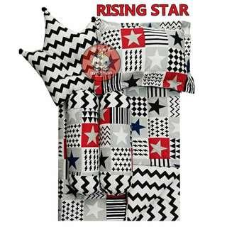 Baby Bedding Set Rising Star