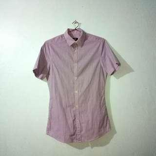 H&M Slim Fit Short Sleeves XS