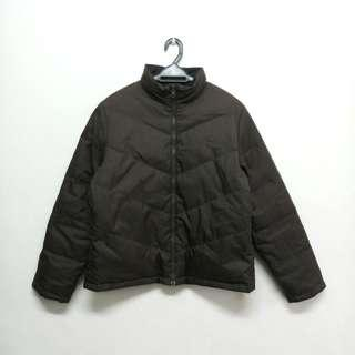 Uniqlo Reversible Puffer Winter Jacket