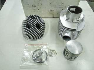 Vespa Pinasco Racing Block 200cc