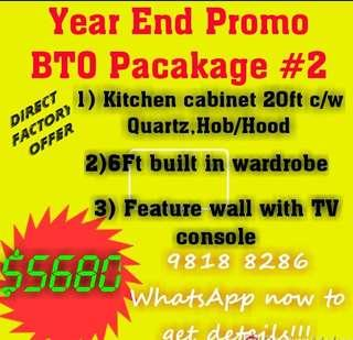 BTO Reno package