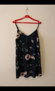 Never worn size small singlet dress
