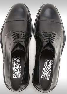 Salvatore Ferragamo Black Shoes