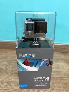 SALES!! GoPro Hero4 Silver