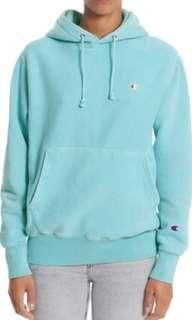 Champion hoodie blue