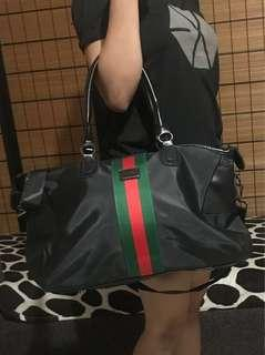 Gucci Inspired Travelling Bag