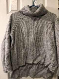 Wilfred Free Aritzia turtle neck sweater
