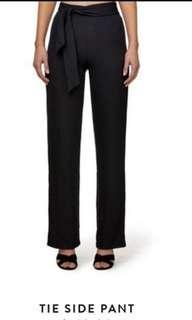 WTB : Kookai side tie pants
