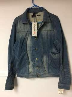 ⚫️Men's LARGE Diesel Denim Jacket
