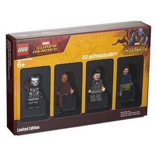 LEGO 5005256 2018 Bricktober Marvel (MISB)