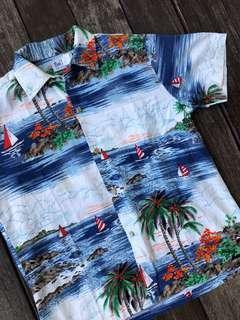 Kai Nani vintage hawaii shirt
