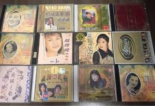 SALES - 經典老歌 12 CD
