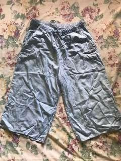 H&M Pants with Garter and Ribbon