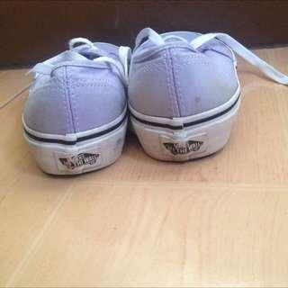 Unisex vans shoes secondhand