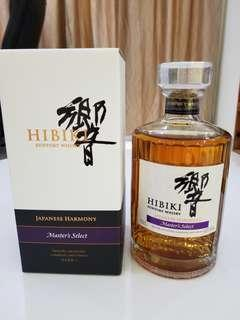Hibiki Master's Select Whisky 日本機場購買