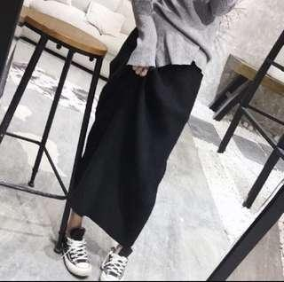 Brand new thick Sweater skirt for winter/autumn