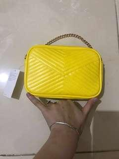 Bag yellow (small)