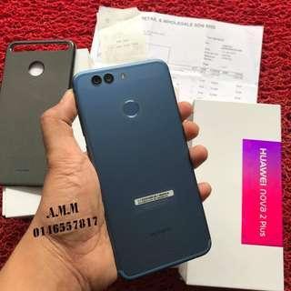 HUAWEI NOVA 2 PLUS 128GB BLUE