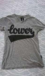 size small lower shirt