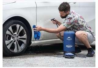 露營必備。Naturehike淋浴洗車灑水袋(戶外專用)