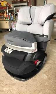 Used child's car seat