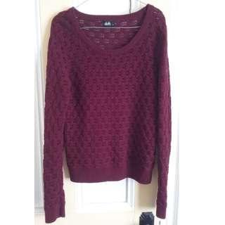 Dotti knitted sweater