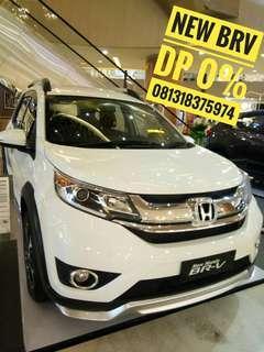 Dp 0% New Honda BRV Murah Meriah ..!!!