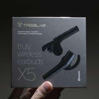 Treblab X5 | Beryllium Sport True Wireless Earbuds