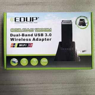 Dual-Band USB 3.0 Wireless Adapter