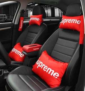 Supreme HeadRest / Cushion (Size available in the pic)