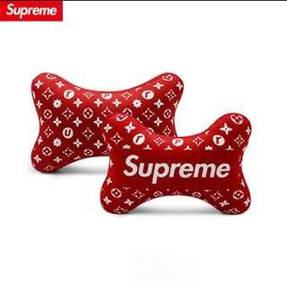 Supreme x LV Head rest