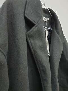 🚚 👉年終免運回饋,黑色保暖大衣【實拍】【現貨】