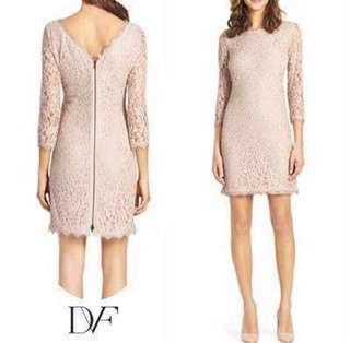 Diane Von Furstenberg Zarita Lace Dress