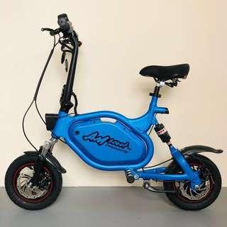 AM aka Tempo escooter 15ah