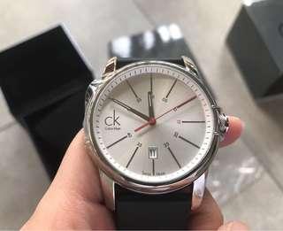 🚚 ‼️清倉‼️全新 ck Watch 原價$6300 只賣 $2520