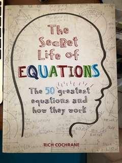 Maths The secret Life of equations
