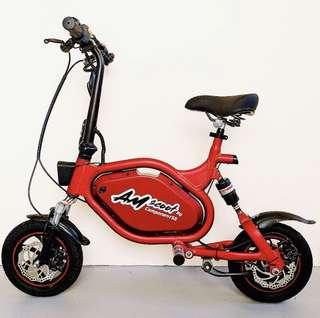 Tempo AM escooter Electric Bike 21ah