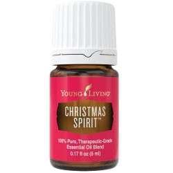 全新Young living Essential Oils 100%全天然香薰精油 Christmas Spirit5ml