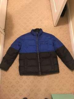 Tommy Hilfiger jacket reversal
