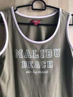 esprit edc malibu beach tank top
